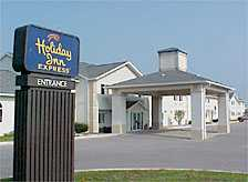 Holiday Inn Hotel, Frankfort IN