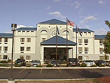 Holiday Inn Hotel, Kokomo IN