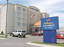 Holiday Inn Express Hotel, Coralville, IA