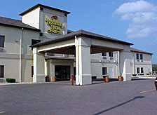 Holiday Inn Hotel, Albert Lea MN