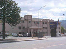 Holiday Inn Hotel, Los Alamos NM