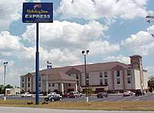 Holiday Inn Hotel, Tiffin OH