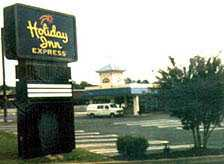 Holiday Inn Hotel, Gaffney SC
