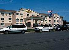 Holiday Inn Hotel, Fort Pierre SD