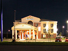 Holiday Inn Hotel, Plainview TX