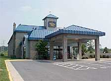 Holiday Inn Hotel, Stephens City VA